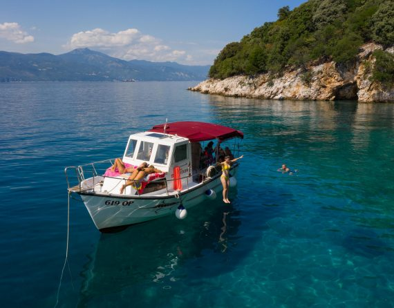 excursions from Opatija